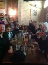 Pub after weddding