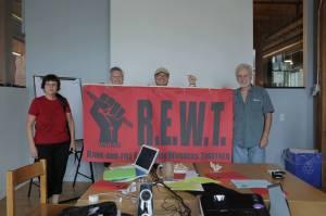 REWT's first airing